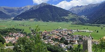 Exkursion ins Vinschgau (I)