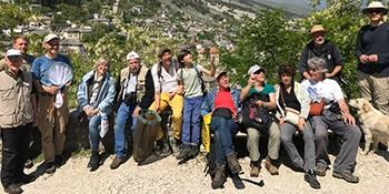 EGZ-Exkursion nach Albanien 2017